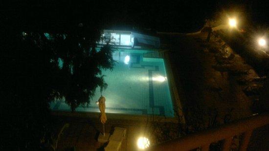 smartline Hammamet Regency: Вид из номера на бассейн