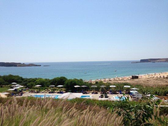Martinhal Sagres Beach Resort Hotel Vue Sur La Piscine De Réception