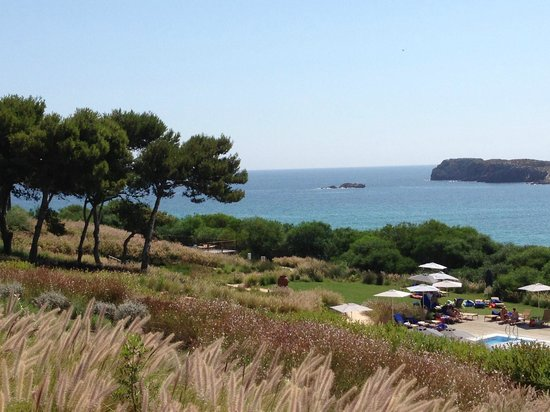 Martinhal Sagres Beach Resort & Hotel: Vue depuis la réception