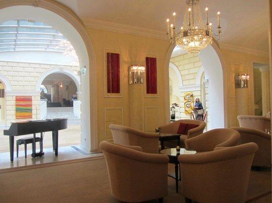 Hotel de France : parties communes