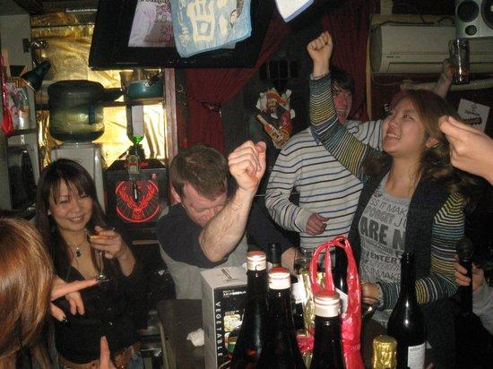 Chuo, Japonia: Kama Madness!