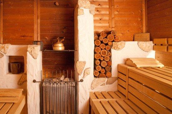 Creativhotel Luise: Wellnessoase Lunyu finnische Sauna