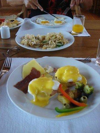 Breakfast, main course