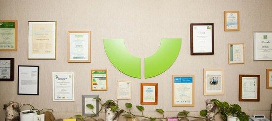 Creativhotel Luise: Auszeichnungen