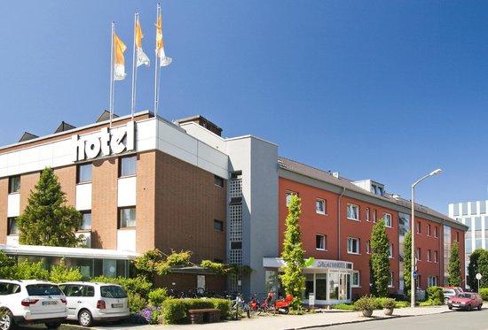 Creativhotel Luise: Hotel Außenansicht