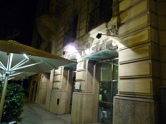 L'Olive: Classic building for a classic cuisine