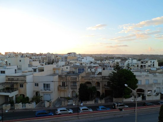 Coral Hotel : The view from room 305