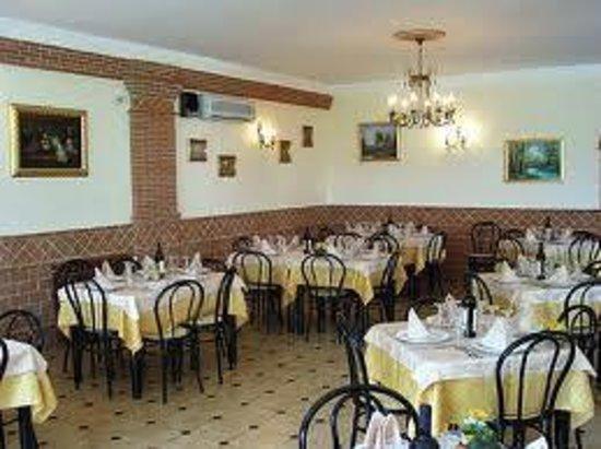 Azienda Agrituristica Vulcano: Sala ristorante