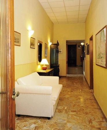 Hotel Marine: Corridoio