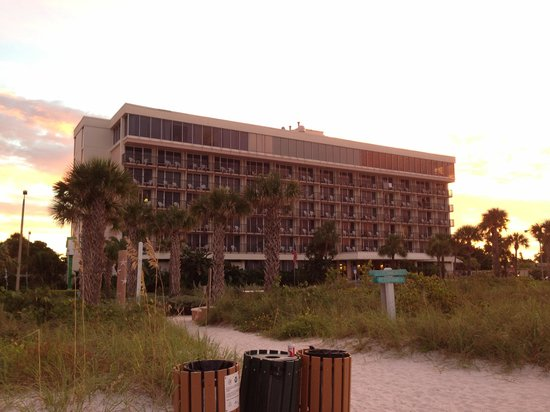 Holiday Inn Sarasota - Lido Beach: Holiday Inn at Lido Beach
