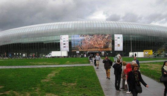Gare de Strasbourg : La Estación Central desde el exterior