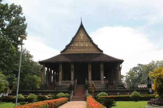 Ho Phra Keo: from the front