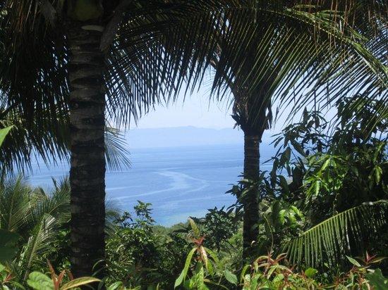 Mamaling Resort Bunaken: Höchster Punkt der Insel
