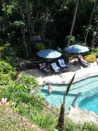 Hotel Tjampuhan & Spa: View of main pool