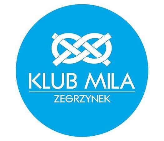 Zegrze, Poland: Klub Mila / Logo
