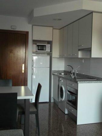 Pio XII Apartments Valencia: Cucina