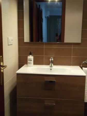 Pio XII Apartments Valencia: Bagno