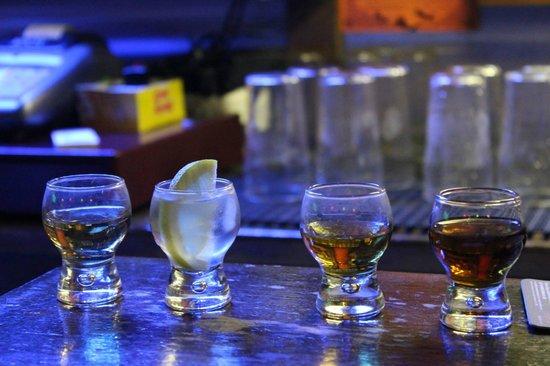 Trip per Tre: Drinks