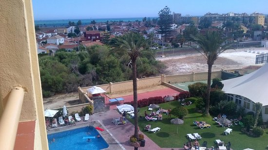 Royal Costa Hotel: View room