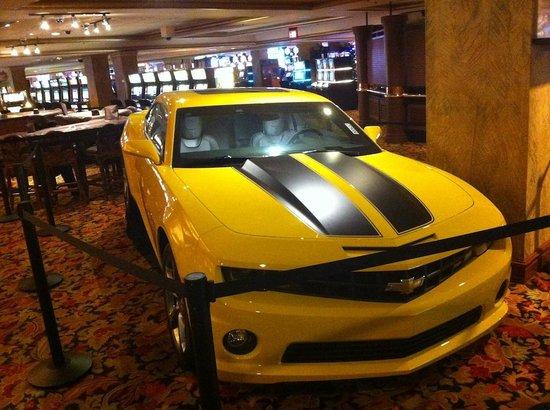 Golden Nugget Laughlin: Auto in premio
