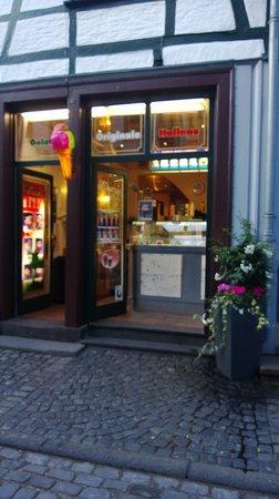 Eis Venezia: Eiscafe