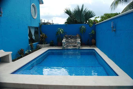 Villas Las Anclas : New Pool