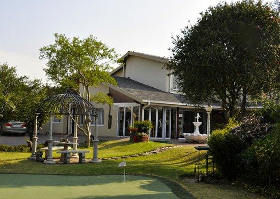 Golfer's Lodge: Lodge
