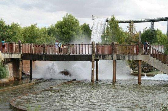 Parque Warner: Splash