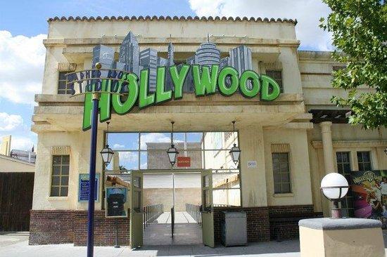 Parque Warner: Hollywood Park