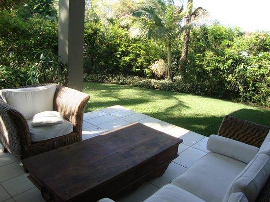 Metzo Noosa Resort: private terrace