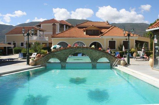 Elpida Hotel: Elpida Swimming Pool