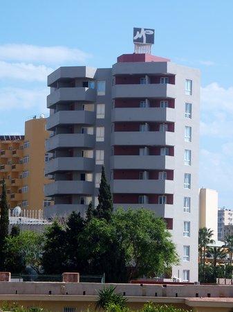 Apartamentos Magalluf Playa: Tower 1 - Magaluf Playa