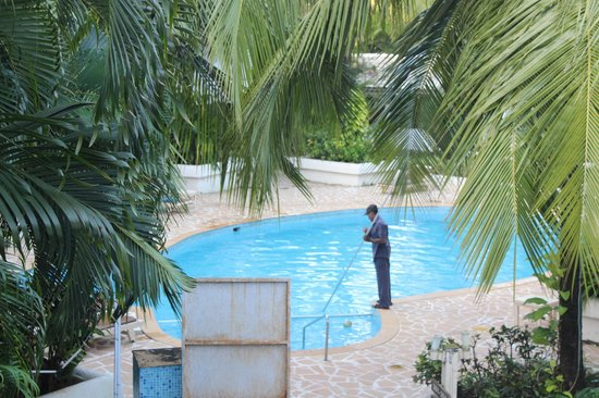 Soul Vacation Resort and Spa : View from room