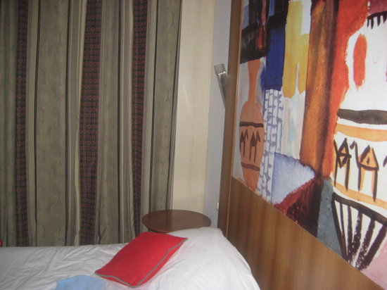 Carlton Hotel Tunis: güzel oda