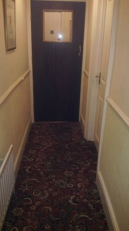 The Dukes Head Inn : Corridor