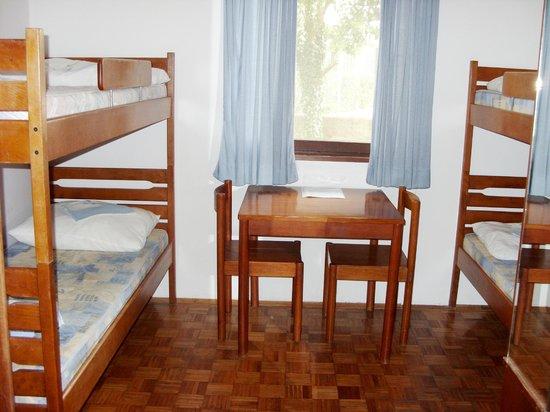Youth Hostel Zadar: Four bed dormitory