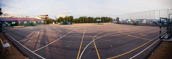 Youth Hostel Zadar: Sportsfield