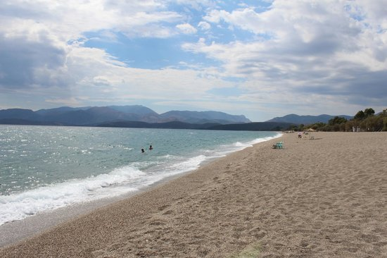 Gytheio, Greece: Mavrovouni Beach