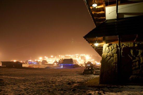 Pensjonat Pod Kotelnica: Kotelnica Białczańska - największy w polsce kompleks narciarski - tylko 100 metrów o Pensjoantu