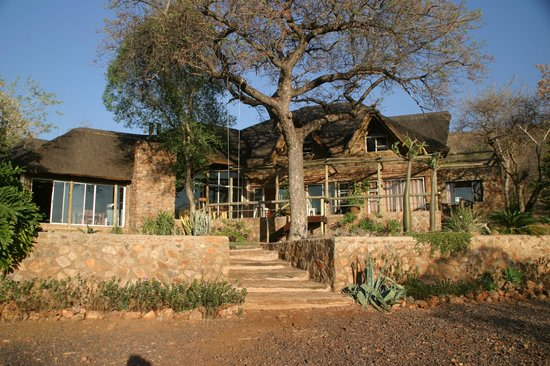 Marula Cottage Guest Lodge: The rooms
