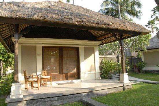 Puri Bagus Lovina: bungalow
