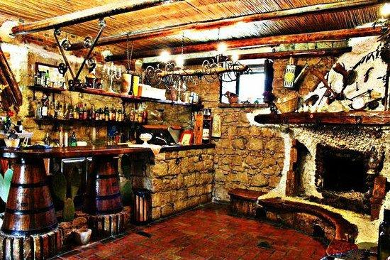 Locanda Angelica - Le Due Palme: the Bar Area