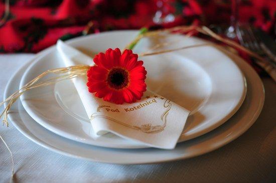 Pensjonat Pod Kotelnica: restauracja