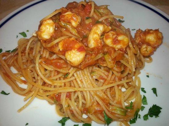 Osteria al Garanghelo : spaghetti alla busara saporitissimi