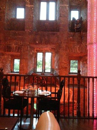 Cloister Restaurant: tolle Umgebung