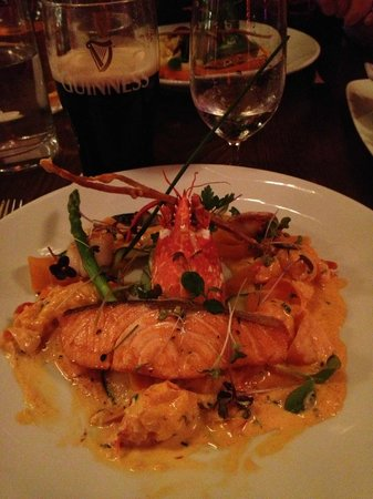Cloister Restaurant: Seafood