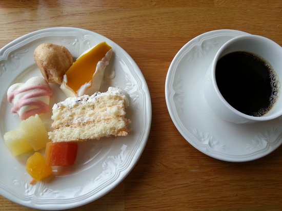 Hotel Geysir : dessert