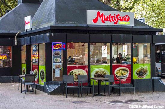 Multifood Corner