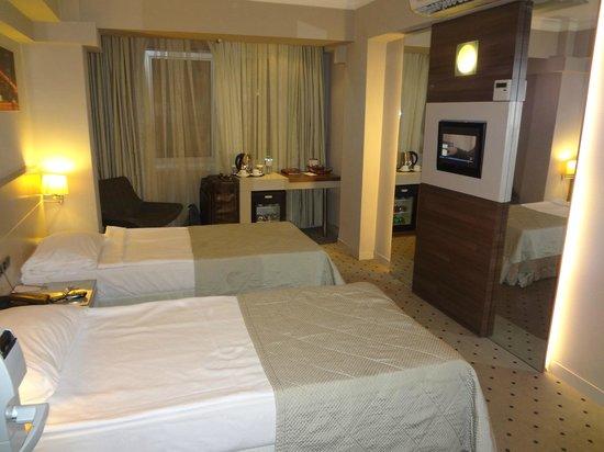 Klas Hotel: Chambre 315