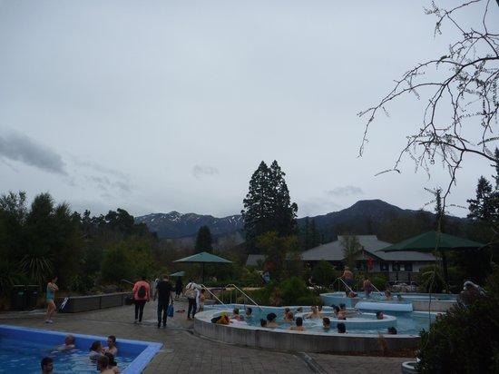 Hanmer Springs Thermal Pools & Spa: Views